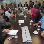 A AMNOR visita Ministério do Esporte