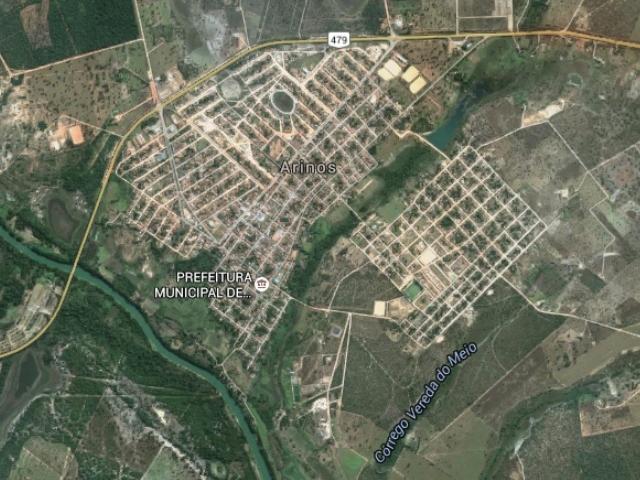 Arinos-mapa